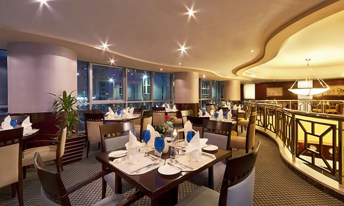 Al Manzel Hotel Apartments - Tourist Club Area: Iftar Takeaway Box or Buffet with Drinks starting from AED 29