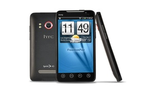 Freedompop Free Mobile Phone Service With Htc Evo 4g Phone (refurbished). Free Returns.