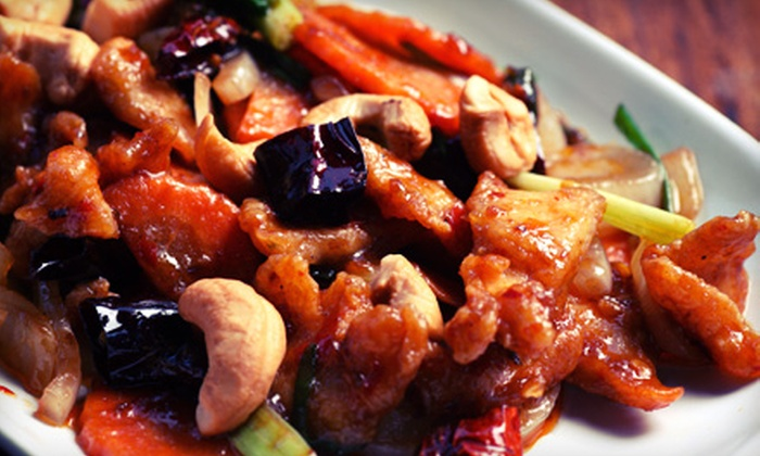 Ploy Thai - Deer Park: $15 for $30 Worth of Thai Food at Ploy Thai