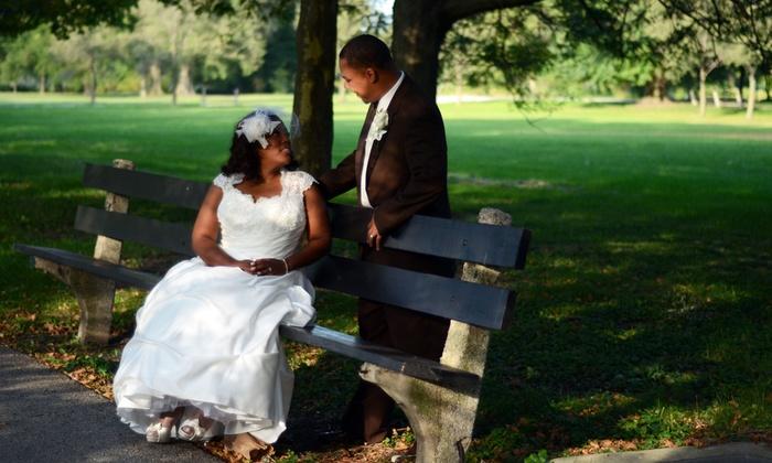 Chante Burt Photography - Chicago: 120-Minute Wedding Photography Package from Chante Burt Photography (50% Off)