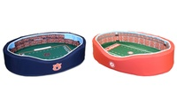GROUPON: Stadium Cribs NCAA SEC and ACC Stadium Pet Beds Stadium Cribs NCAA SEC and ACC Stadium Pet Beds