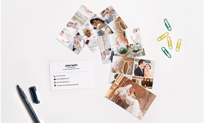 Photobook canada deal of the day groupon business cards free photobook reheart Choice Image