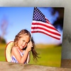 Up to 93% Off a Custom Metal Photo Print