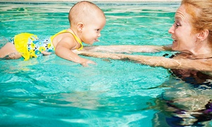Catch the Wave Swim Club: Parent-and-Tot Swim Lessons Once or Twice Weekly at Catch the Wave Swim Club (Up to 67% Off)