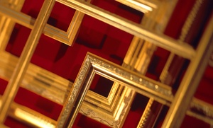 Jassal Frame Gallery: Custom Framing at Jassal Art Gallery (Up to 64% Off). Two Options Available.