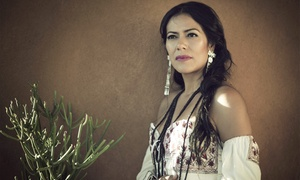 Lila Downs: General Admission Standing Room Only to Lila Downs at House of Blues Houston on September 10 at 9 p.m. (Up to 28% Off)
