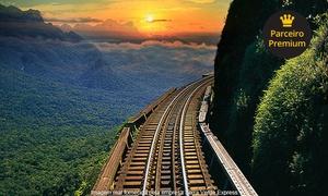 Serra Verde Express: Passeio de trem turístico com a Serra Verde Express