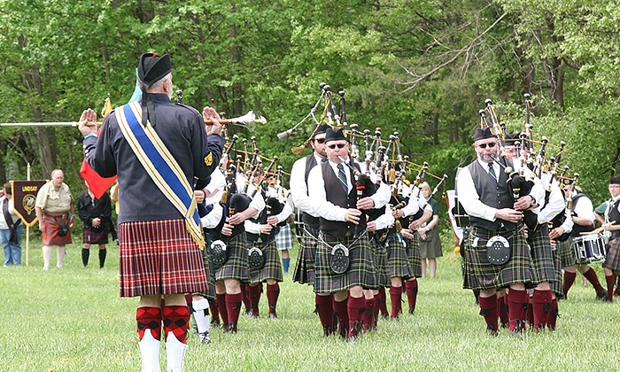 Saint Andrew's Society of Mid-Maryland Celtic Festival - Mount Airy Fire Department Carnival Grounds: $29 for Mid-Maryland Celtic Festival for Two from Saint Andrews Society of Mid-Maryland ($42 Value)