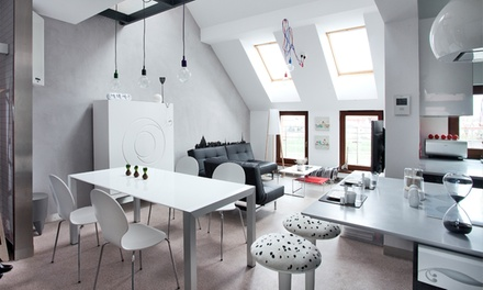 Projekt wnętrza (99 zł za groupon wart 1000 zł), metamorfoza strefy dziennej (899 zł) i więcej z KASIA ORWAT Home Design