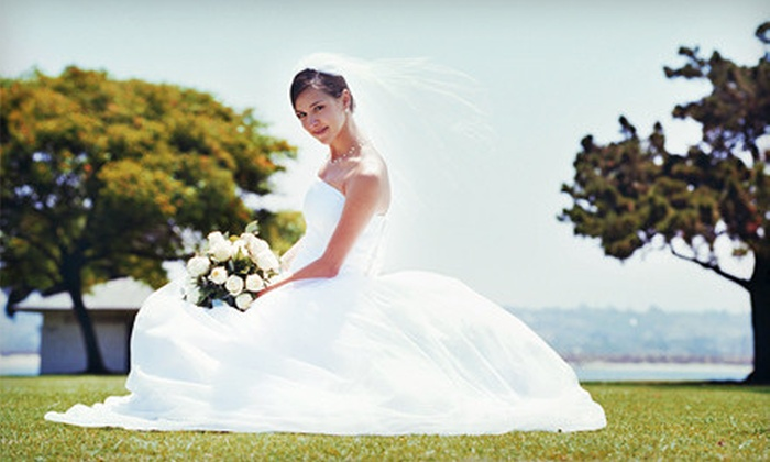 Fine Drycleaning - Multiple Locations: $250 for Bridal-Gown Dry Cleaning and Preservation at Fine Drycleaning ($500 Value)