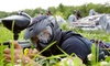 NVP Paintball : Paintball Package with Equipment, Unlimited Air Fills, and Paintballs for 2 or 4 at NVP Paintball (46% Off)