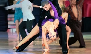 Planet Ballroom: $99 for Four Private and Four Group Dancing Lessons at Planet Ballroom ($249 Value)