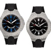Croton Men's Super C Silicone Strap Watches