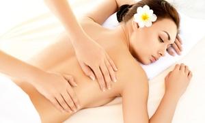 Melting pot  hair & body: Ontpannende massage naar keuze bij Melting Pot Hair & Body (€ 29)