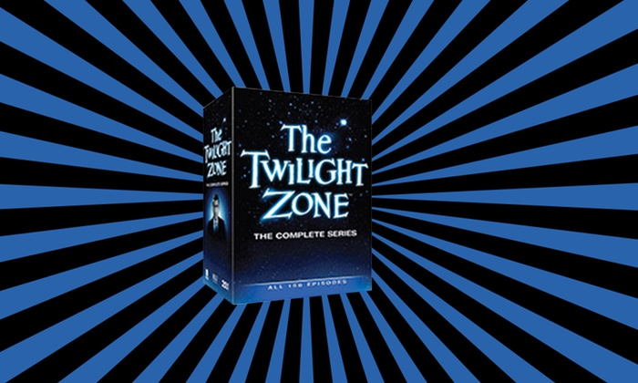 The Twilight Zone: the Complete Series DVD Box Set: The Twilight Zone: the Complete Series DVD Box Set. Free Shipping and Returns.