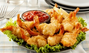 Just Shrimp Alsip: $13.50 for One Pound of Jumbo Shrimp at Just Shrimp Alsip