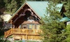 Comfy Cabins LLC: $175 for $350 Toward a Cabin Rental from Comfy Cabins LLC