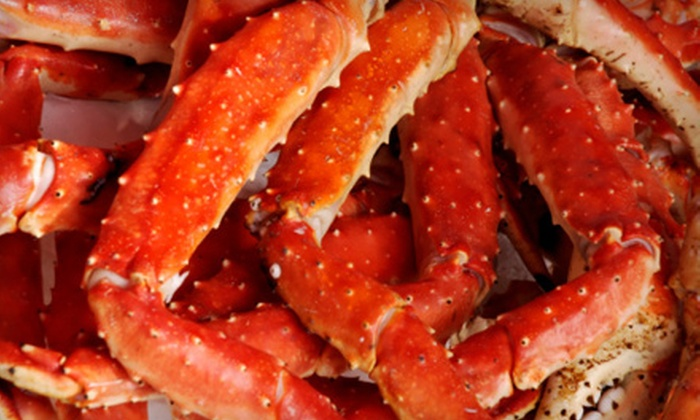 Wicker's Crab Pot - Indian River: $10 for $20 Worth of Fresh Seafood Dinner Fare at Wicker's Crab Pot in Chesapeake