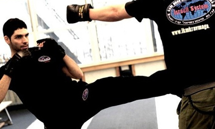 International Krav Maga New York - Krav Maga Experts: $60 Worth of Self-Defense Classes