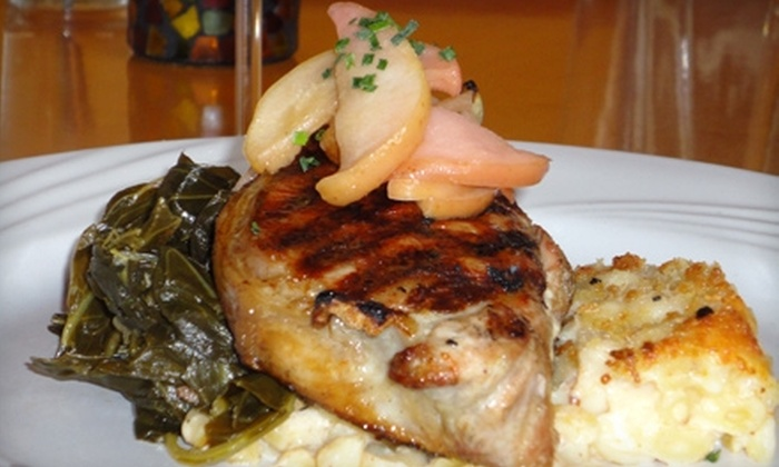 Stronghill Dining Company - Richmond: $15 for $30 Worth of Upscale American Fare and Drinks at Stronghill Dining Company