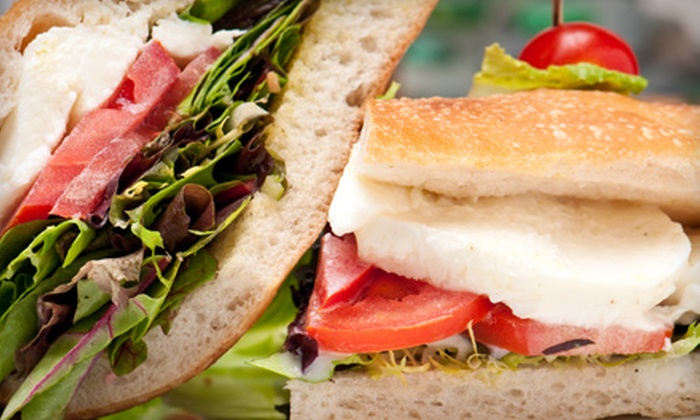 Caffe Fresca - Metairie: $10 for $20 Worth of Upscale Café Fare at Caffe Fresca in Metairie