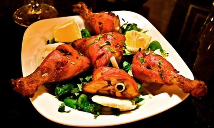 Little India Restaurant & Bar - Denver: $10 for $20 Worth of Dinner and Drinks at Little India