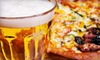BC's Pizza & Beer - Fresno: $10 for $20 Worth of Pizza-Parlor Fare and Drinks at BC's Pizza & Beer in Clovis