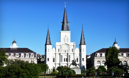 History vs. Hollywood French Quarter Walking Tour for 2 (a $72 value) - Spirit Tours New Orleans in New Orleans