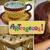 Half Off Pottery Painting at ARTrageous!