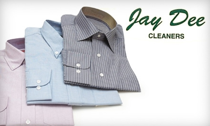 Jay Dee Cleaners - Euclid: $10 for $20 Worth of Dry Cleaning at Jay Dee Cleaners