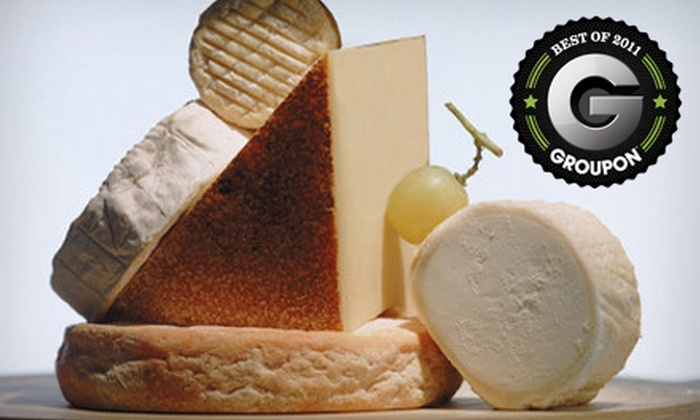 The Bake Oven - Rossmere - A: $10 for Three Specialty Cheeses at The Bake Oven (Up to $20.97 Value)