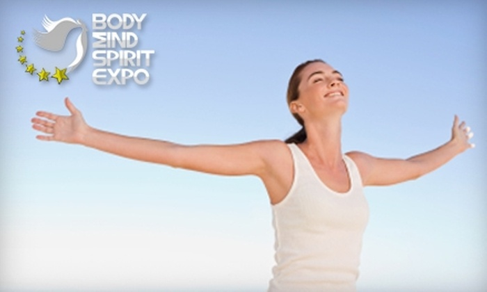 Body Mind Spirit Expo - Chicago: $10 for Two Tickets to Body Mind Spirit Expo
