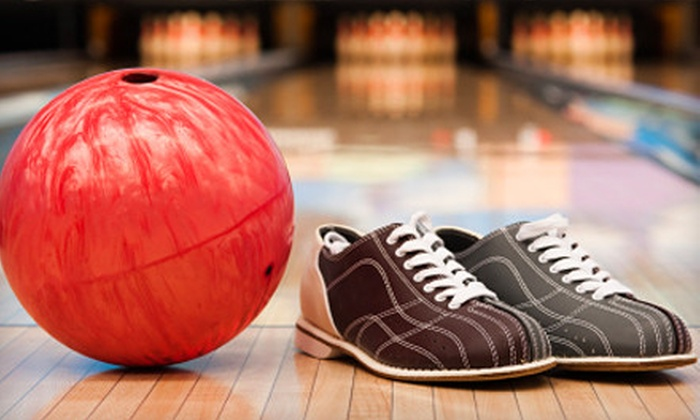 Southport Lanes & Billiards, Seven Ten Lounge, & Seven Ten Lanes - Multiple Locations: $12 for Bowling for Four at Southport Lanes & Billiards, Seven Ten Lounge, or Seven Ten Lanes (Up to $47 Value)