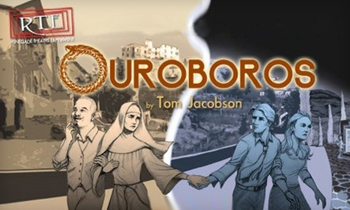 """Renegade Theatre Experiment - Shasta Hanchette Park: $12 for One Ticket to """"Ouroboros"""" Presented by the Renegade Theatre Experiment ($25 Value)"""