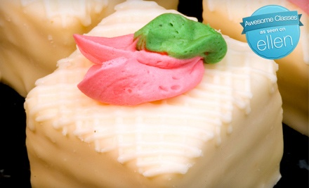 $20 Groupon for Custom King Cakes - Village Confections in Canton