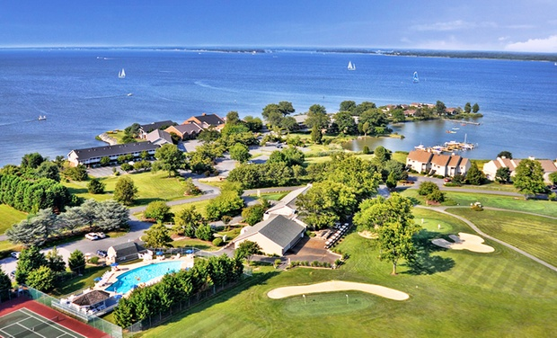 Harbourtowne Resort - St. Michaels, MD: Stay at Harbourtowne in St. Michaels, MD. Dates into October.