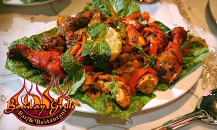 Bombay Grille - South Daytona: $10 for $20 Worth of Indian Cuisine at Bombay Grille