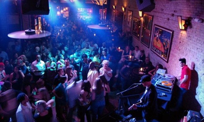 Speakeasy - Downtown: $10 for a Cover Charge for Two for the Month of August at Speakeasy ($100 Value)