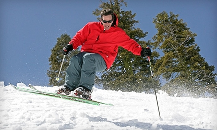 Alpine Meadows Ski Resort - Tahoe City: $30 for a Lift Ticket, Food, and Drinks at Alpine Meadows Ski Resort in Tahoe City (Up to $60 Value)