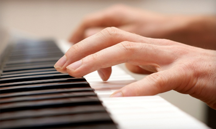 The Music Factory - Harrison/ Denny Blaine: $35 for Two 30-Minute Private Lessons at The Music Factory ($70 Value)
