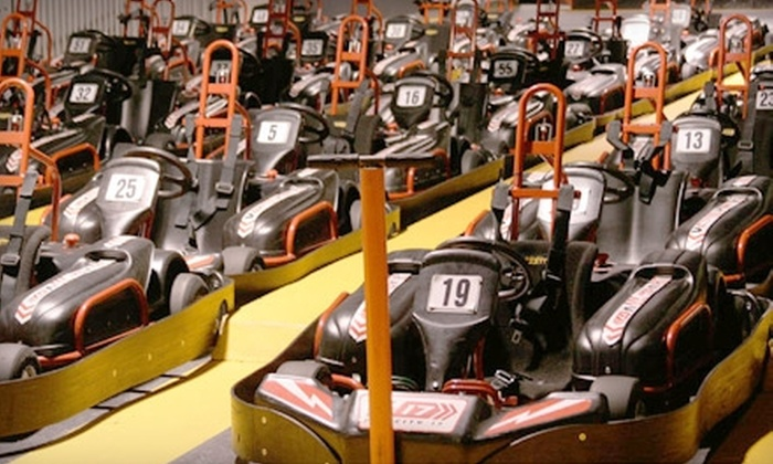 Velocity 17 - Maywood: Half Off Group Party for Up to 20 Children at Velocity 17. Six Options Available.