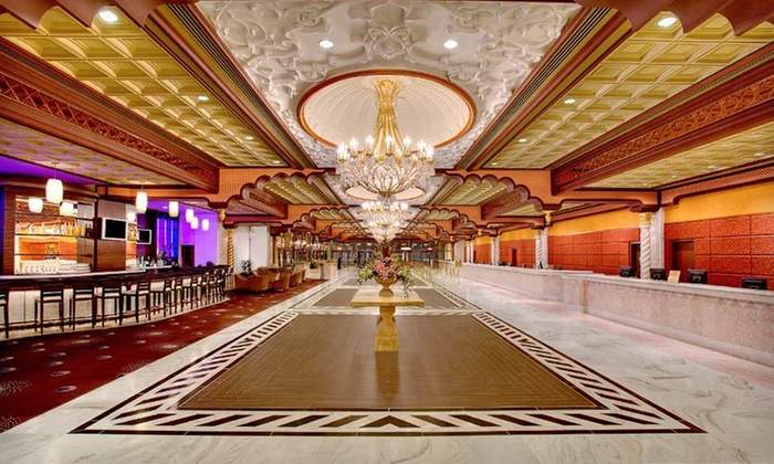 Trump Taj Mahal - Atlantic City, NJ: One-Night Stay for Two at the Trump Taj Mahal in Atlantic City