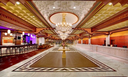 1-Night Stay for Two in a Chairman Tower Room, Valid Sunday-Thursday - Trump Taj Mahal in Atlantic City