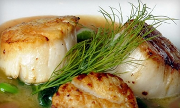 Park's Edge - Inman Park: $15 for $35 Worth of Dining and Drinks at Park's Edge