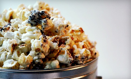 $12 Groupon to The Popcorn Station  - The Popcorn Station in Louisville