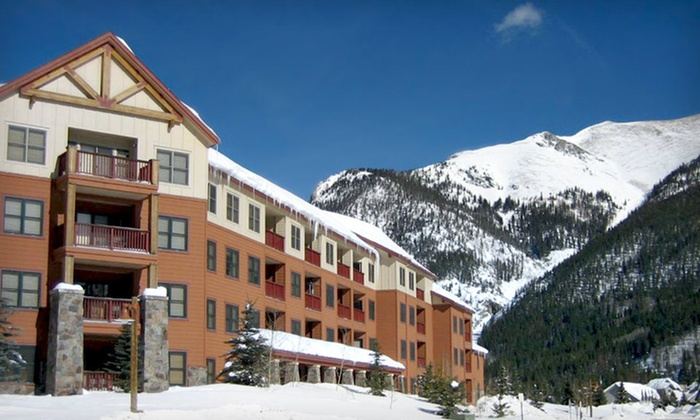 SkyRun Vacation Rentals - Frisco: Two- or Three-Night Stays in a Condo in Northwestern Colorado from SkyRun Vacation Rentals. Seven Options Available.