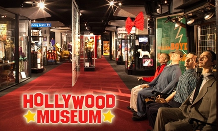 The Hollywood Museum - Hollywood: $7 for Admission to The Hollywood Museum (Up to $15 Value)