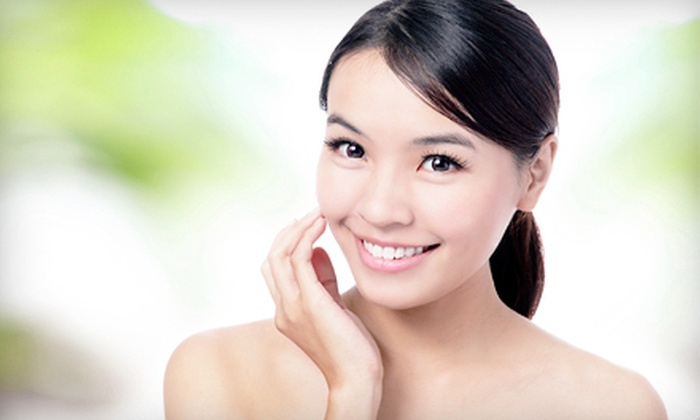 New Face New Body - Cherry Hill: $99 for One Fractional Laser Treatment at New Face New Body in Canton Township ($400 Value)