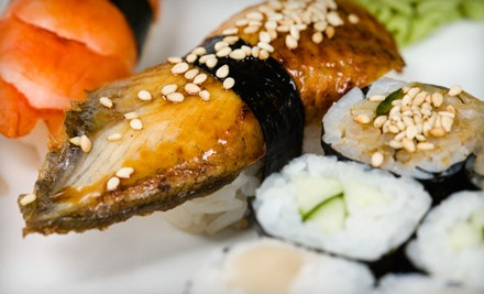 $80 Groupon for 4 or More - Oki Japanese Steakhouse in North Providence