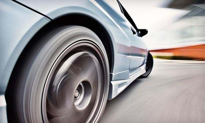 U-Drift - Las Vegas: $37 for a Learn To Drift a Car Experience at U-Drift ($75 Value)
